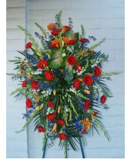Easel Arrangement 9